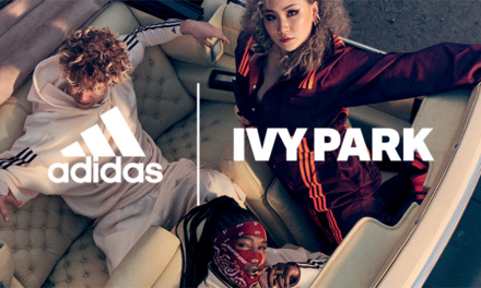 NEW IVY PARK X ADIDAS RANGE THAT CELEBS ARE LOVING