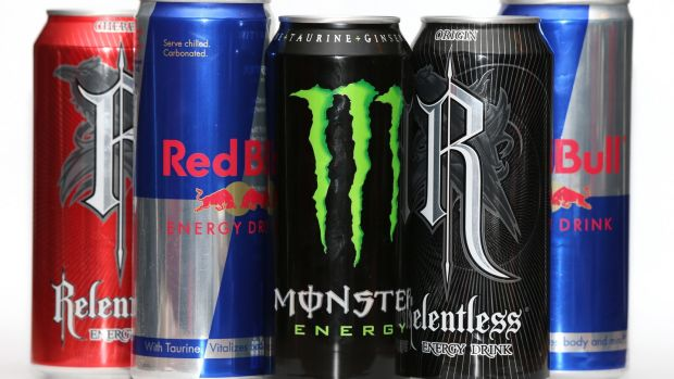 THE IMPACTS OF ENERGY DRINKS
