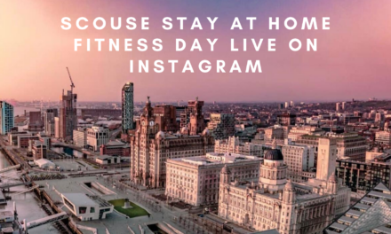 SCOUSE STAY AT HOME FITNESS DAY LIVE ON INSTAGRAM