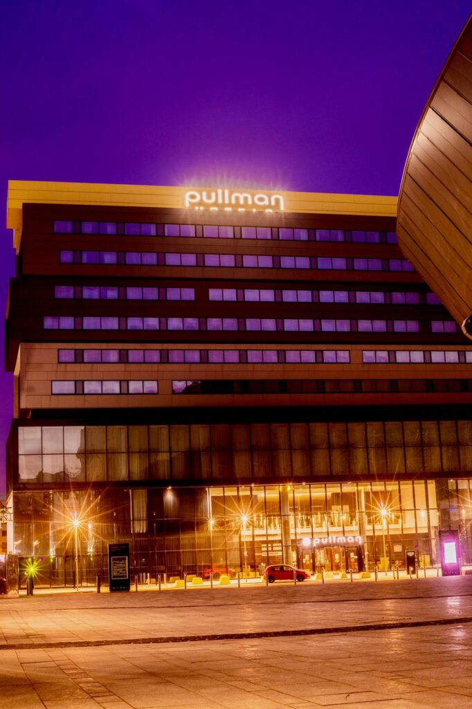 Pullman Hotel Liverpool. Image by Adam Loughran Photography