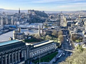 Virtual Tour of Calton Hill