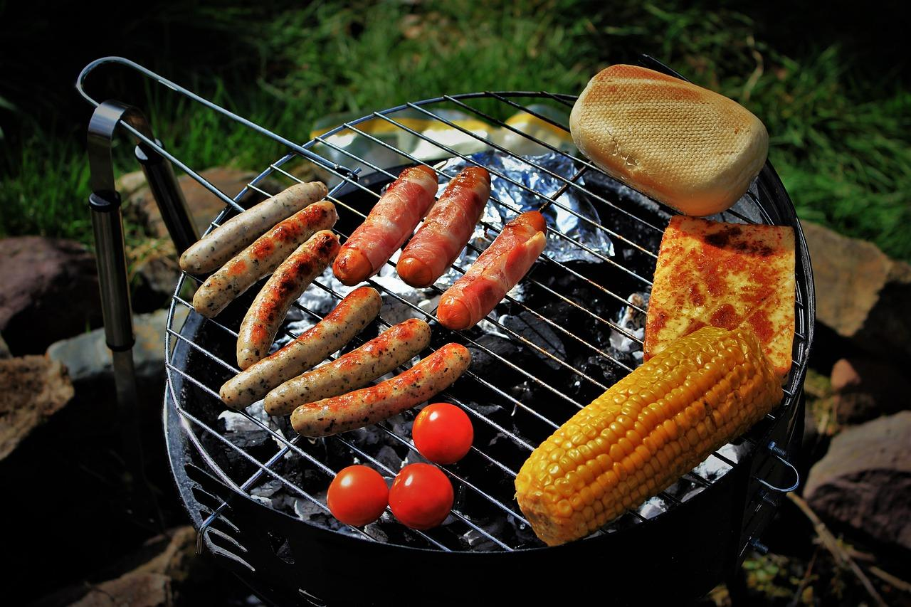 Safety Tips for Cooking Grilled Food