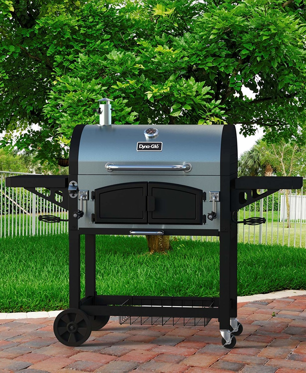 Dyna Glo charcoal grills