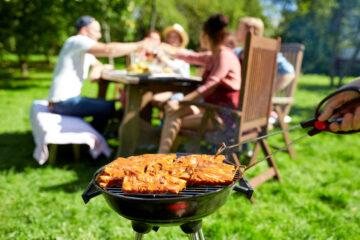 Barbecue Grilling Safety Tips