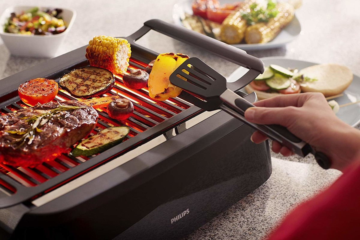 Indoor Electric Barbecue Grill
