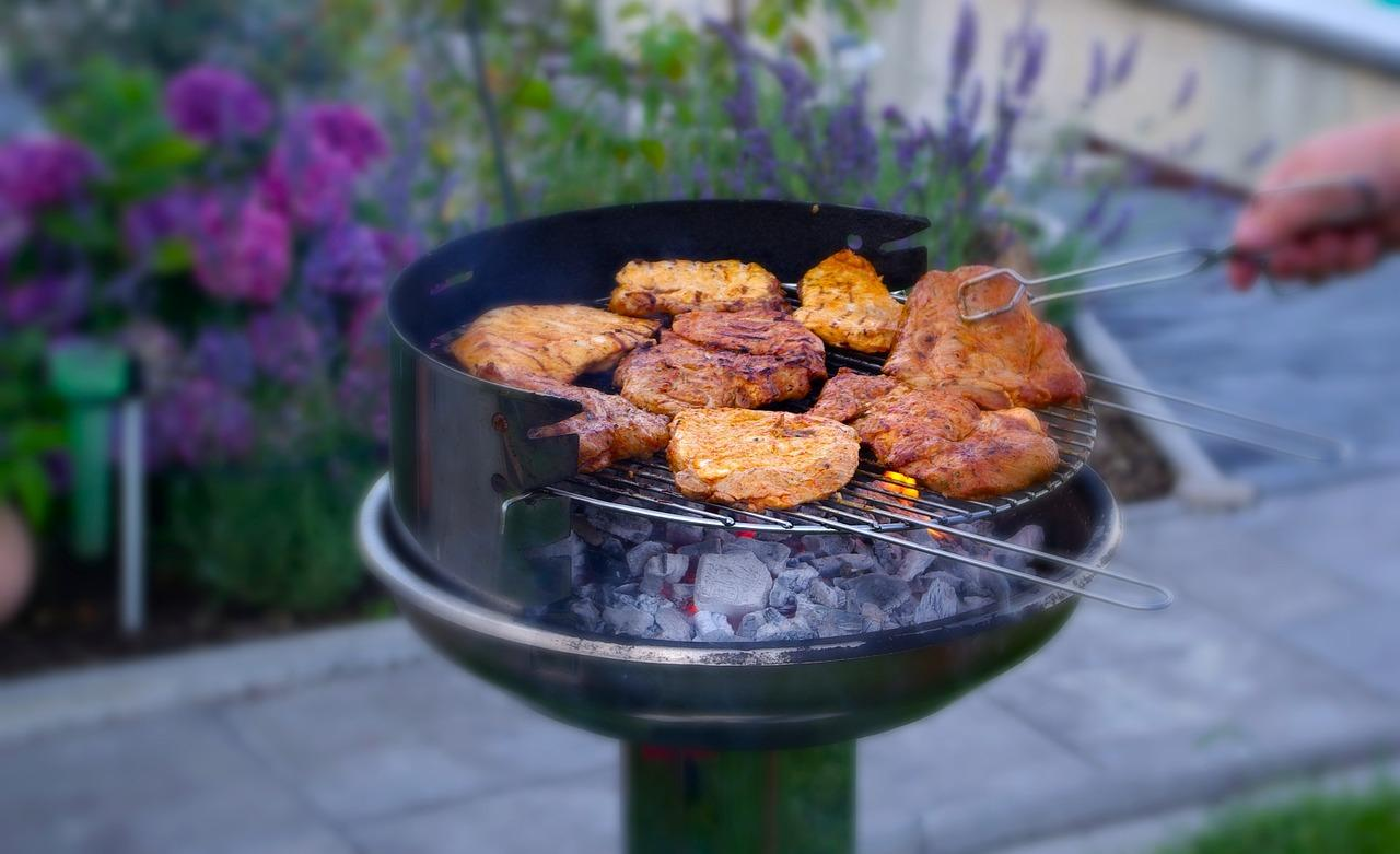 A Better Quicker Way of Grilling With Charcoal
