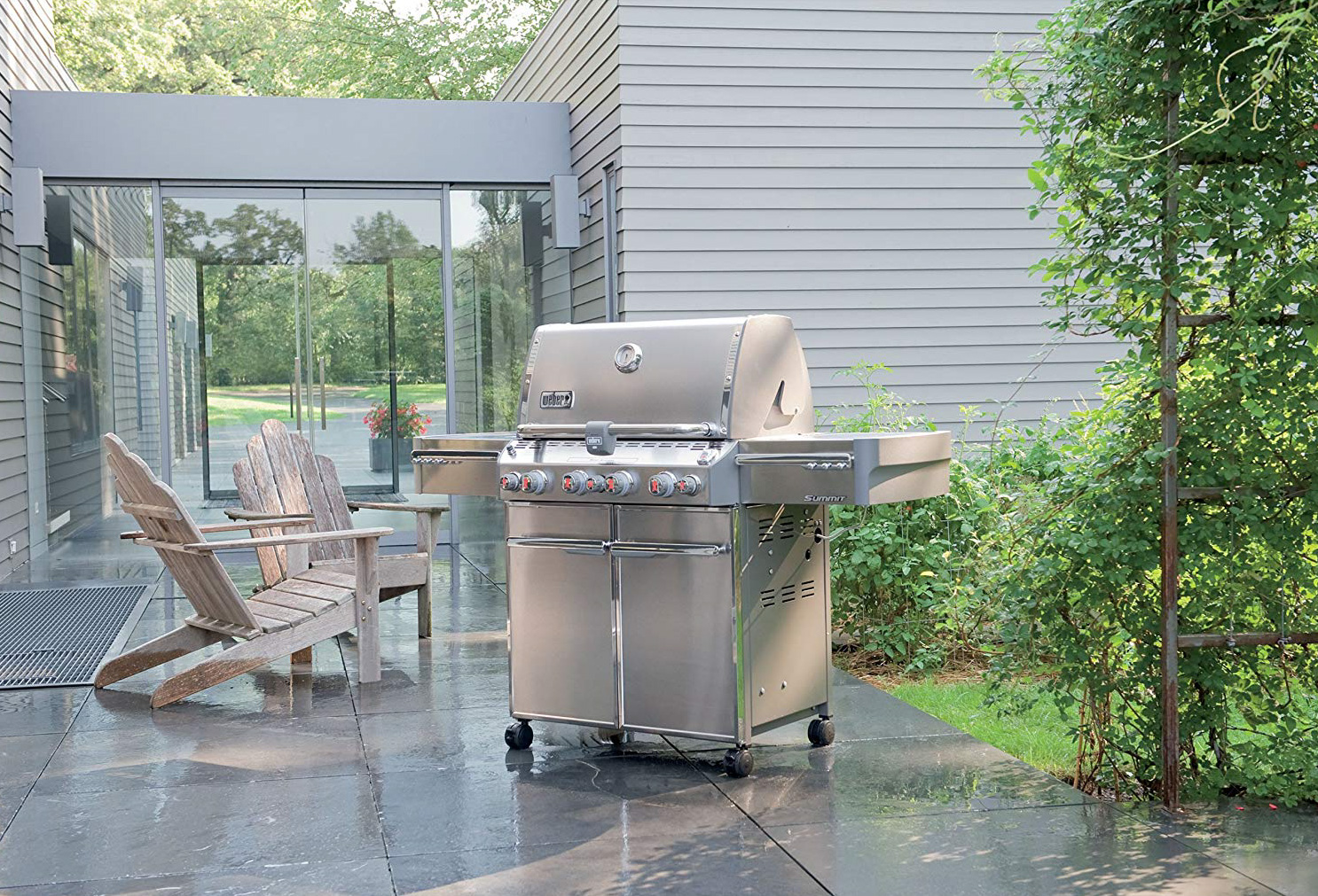 How to Connect a Weber Natural Gas Grill to Your Gas Line
