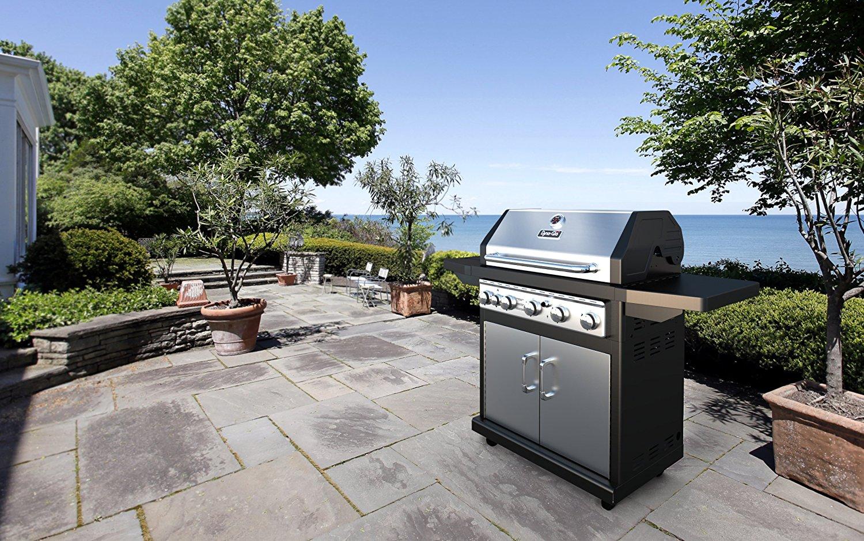 Dyna Glo grill 6 burner