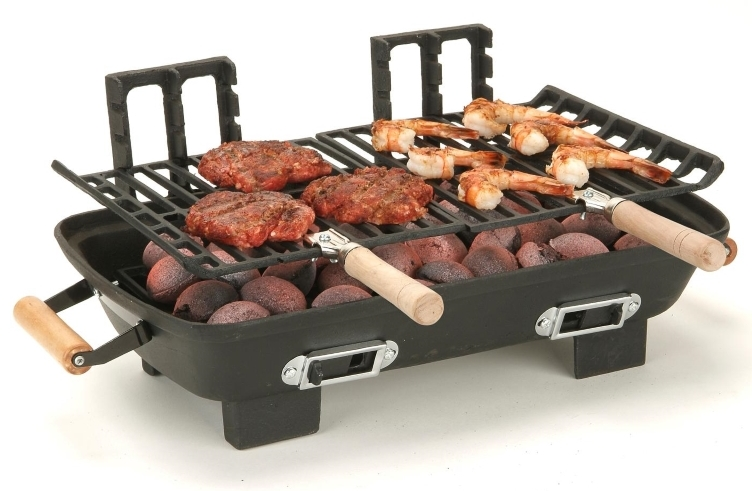Hibachi-Style Tabletop Grilling