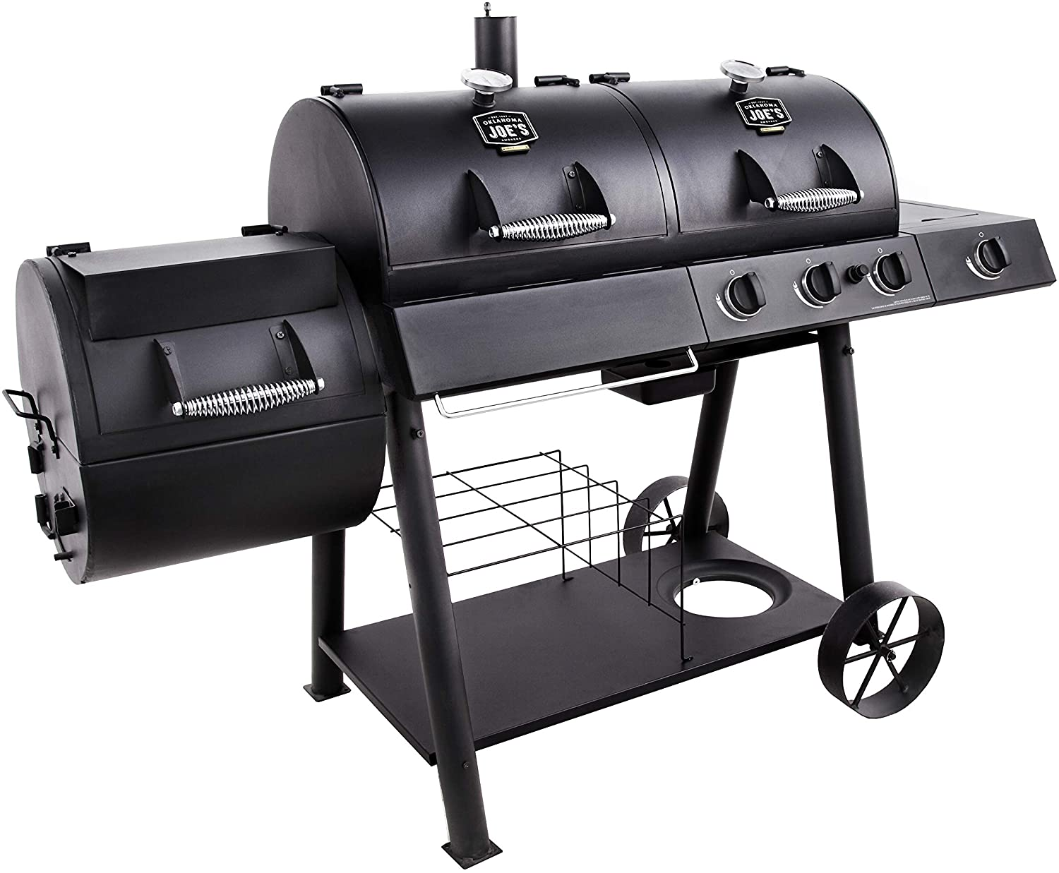 Dual Grill