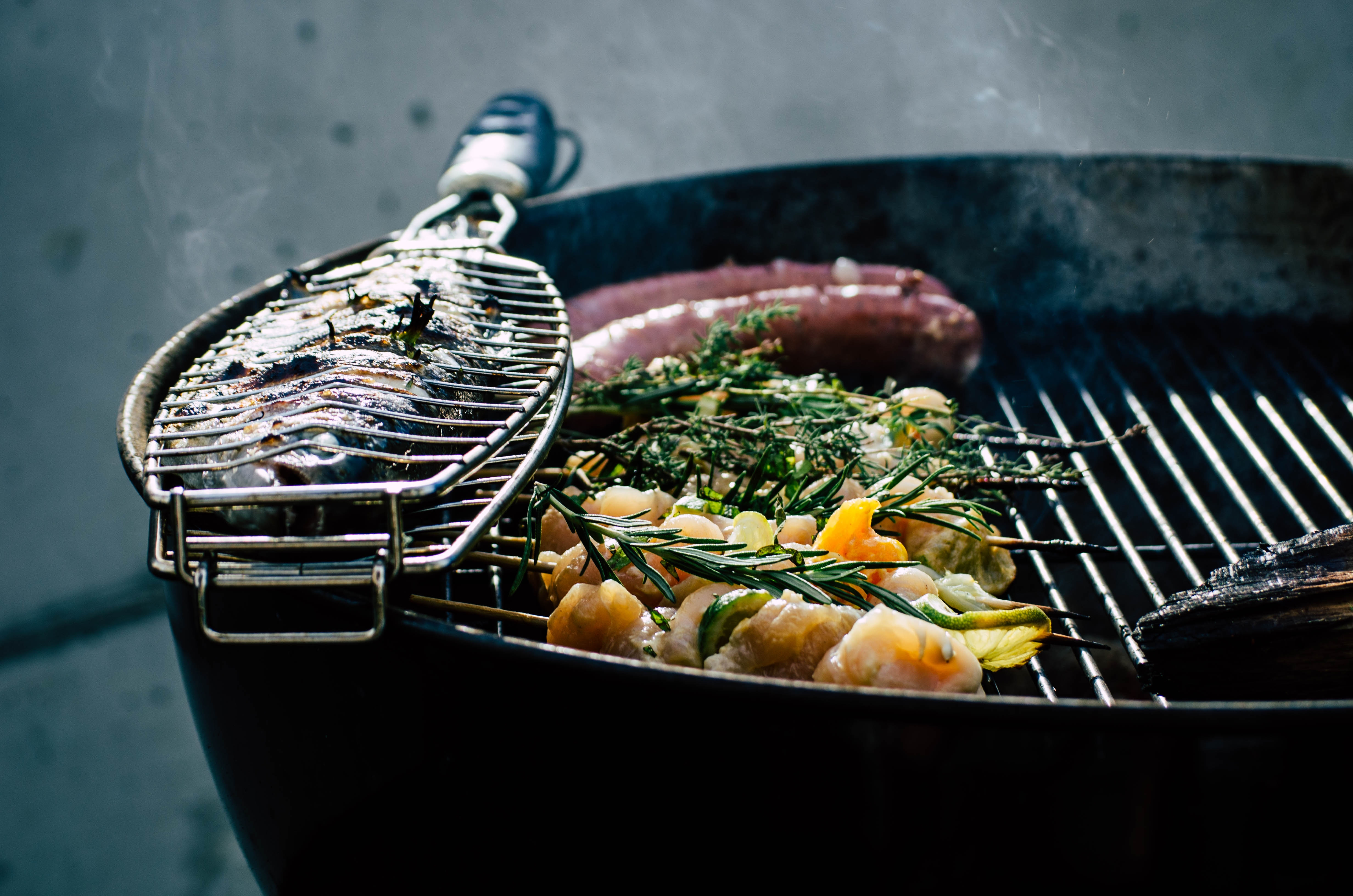 Charcoal Grills for the Classic Experience and Authentic Flavor