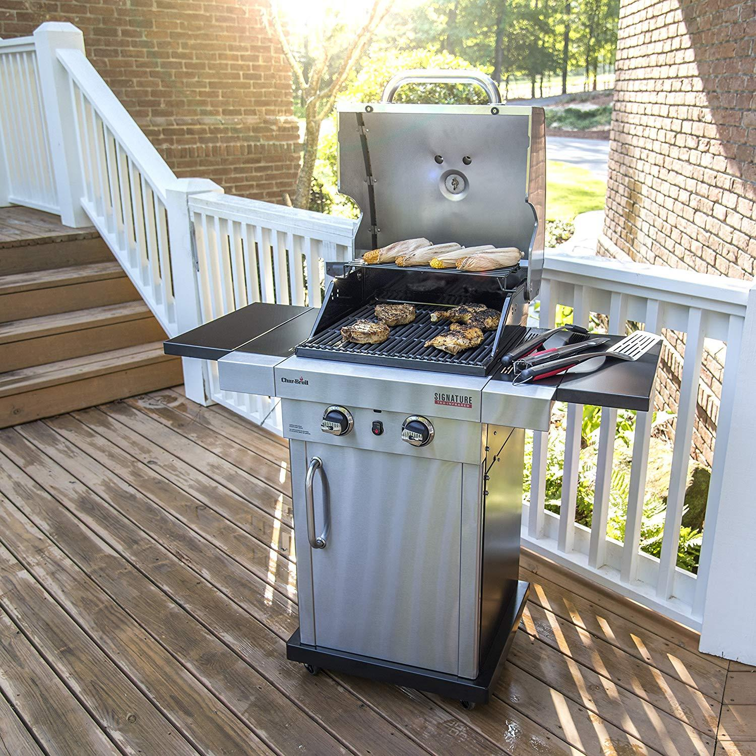Best Stainless Steel Grills