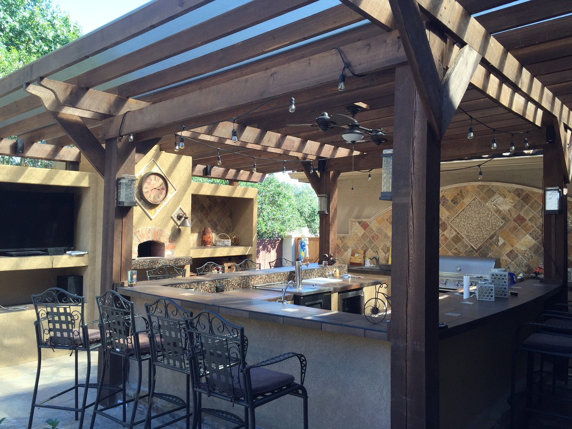 best outdoor built in grills