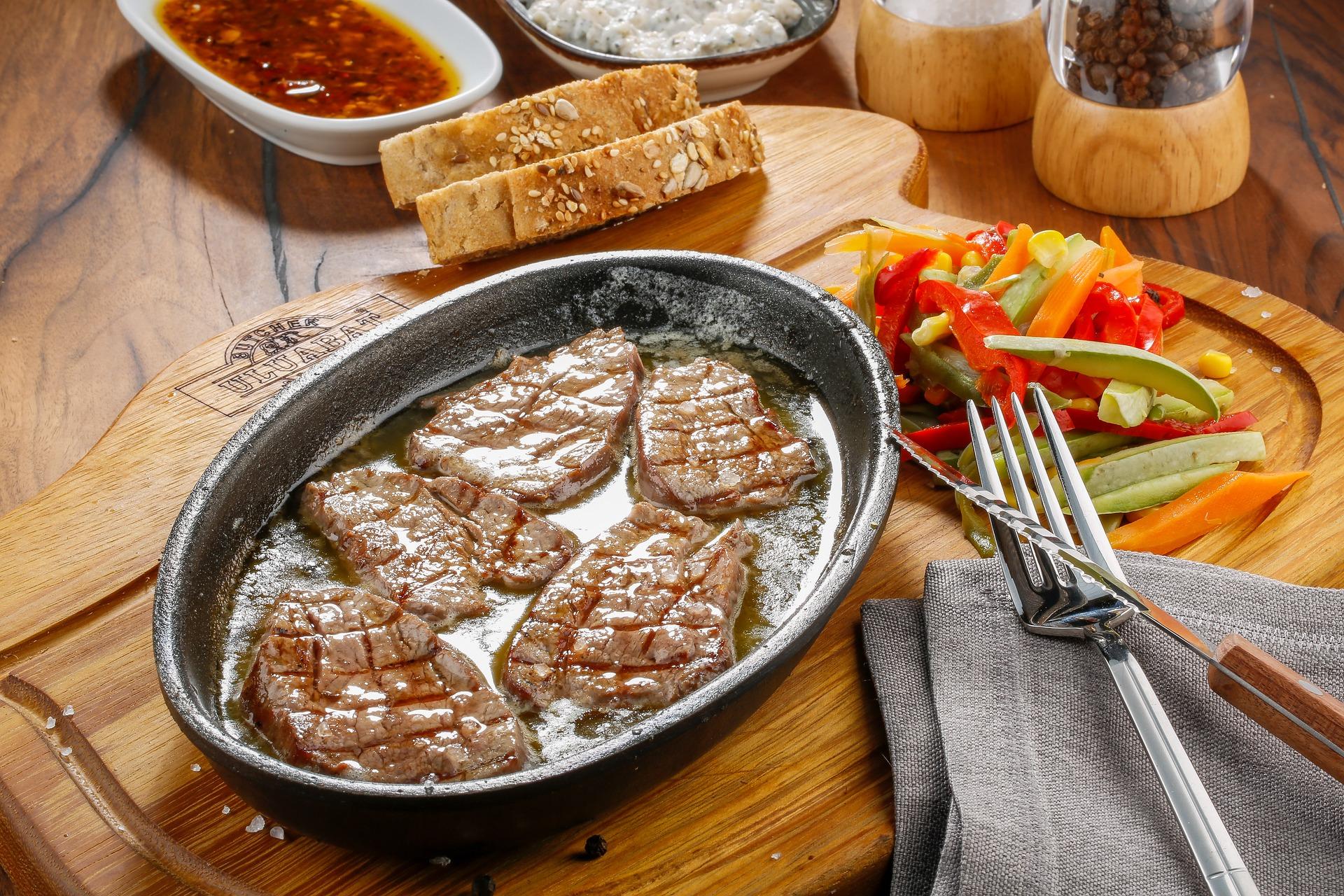 Serrated Steak Knives