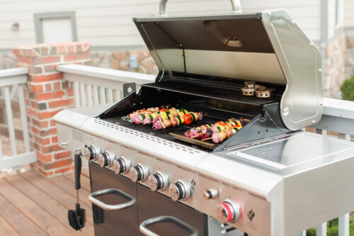 How to Turn on Your Propane Grill