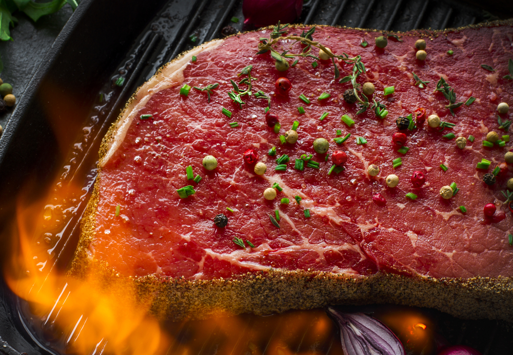 How to Grill Round Steak