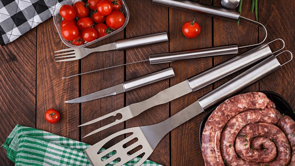 grilling utensils