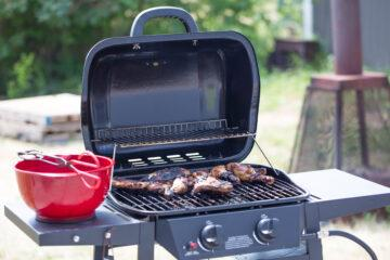Is a Two-Burner Grill Enough?