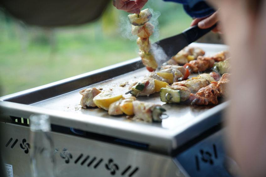 How to Season a Flat Top Grill