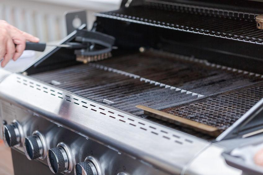 How to Clean a Propane Grill
