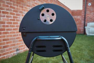 How to Use Charcoal Grill Vents