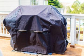 Best Material for an Outdoor Grill Cover