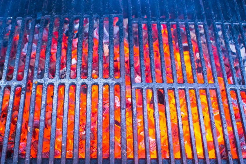 What are the Benefits of Cast Iron Grills?
