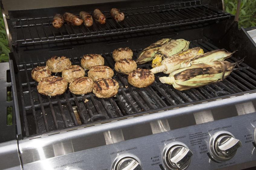Different Types of Grills