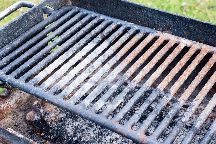 Is It Safe to Cook on a Rusted Grill?
