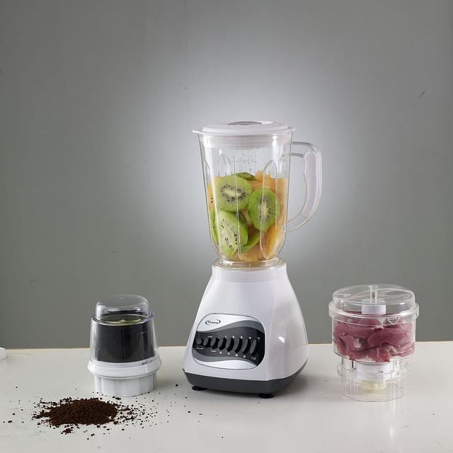 Best Food Processor Blender Combo