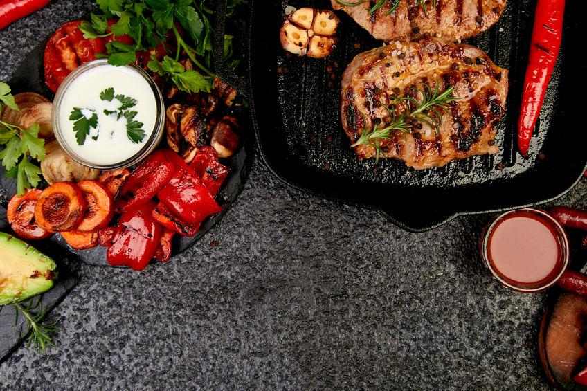 The Best Way to Clean a Cast Iron Grill Pan