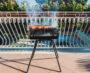 Is it Safe to BBQ On a Balcony?