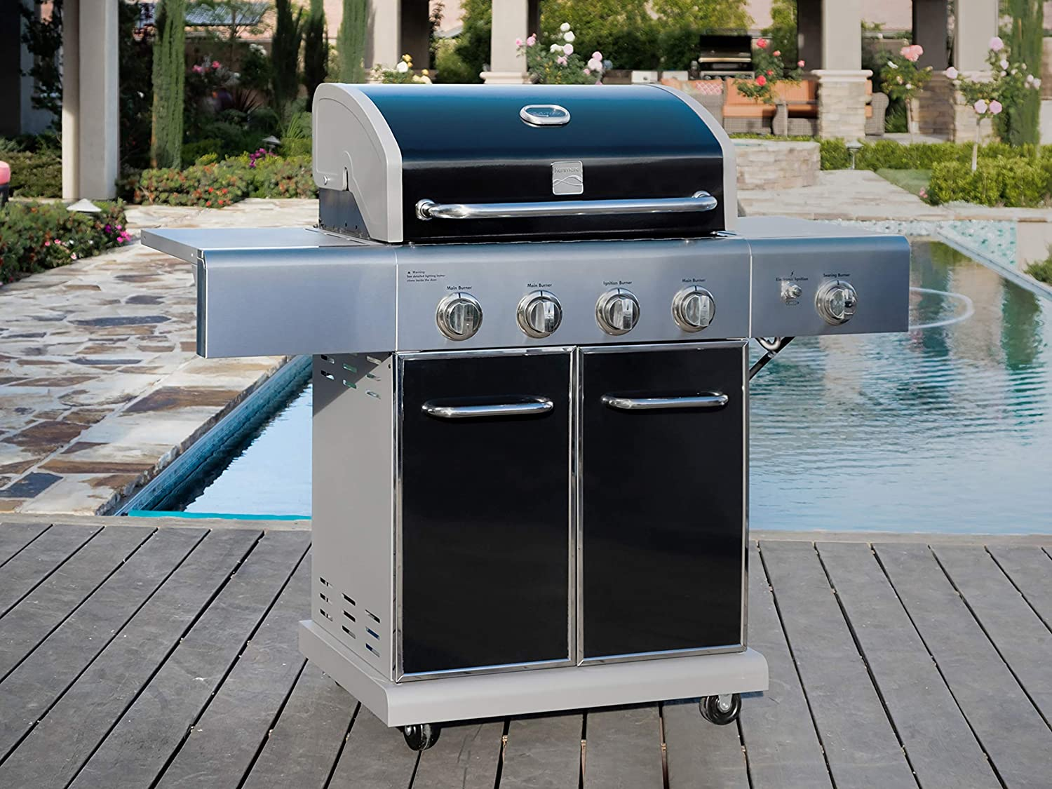 Are Kenmore Grills Made in the USA?