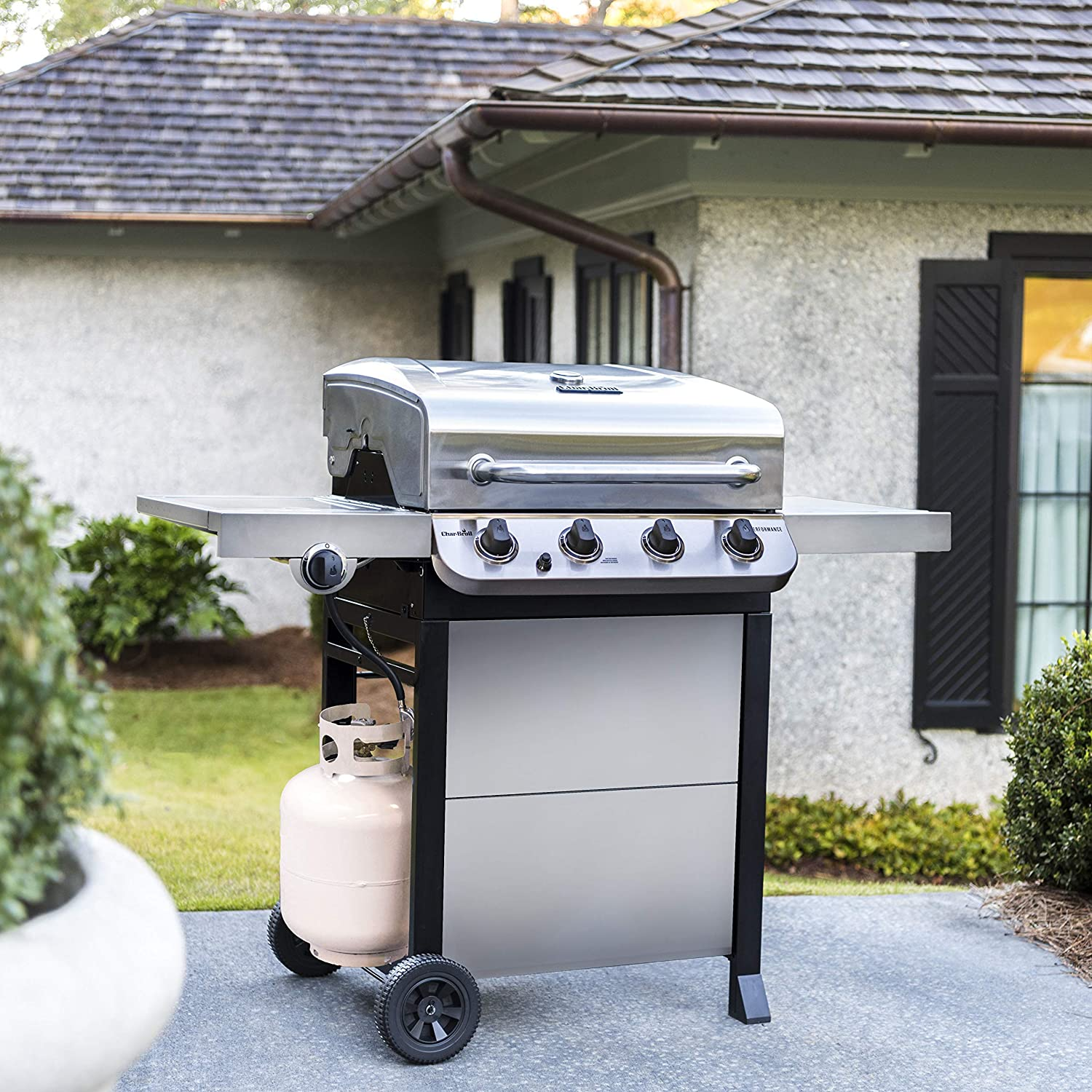 How Long Does a Char-Broil Grill Last?