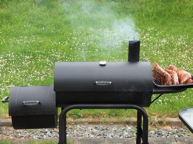 A Charcoal or an Electric Smoker?