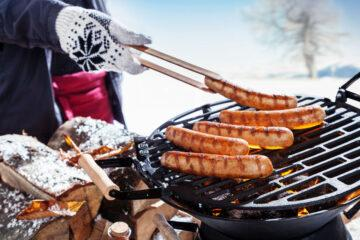 Tricks and Tips for Winter Grilling