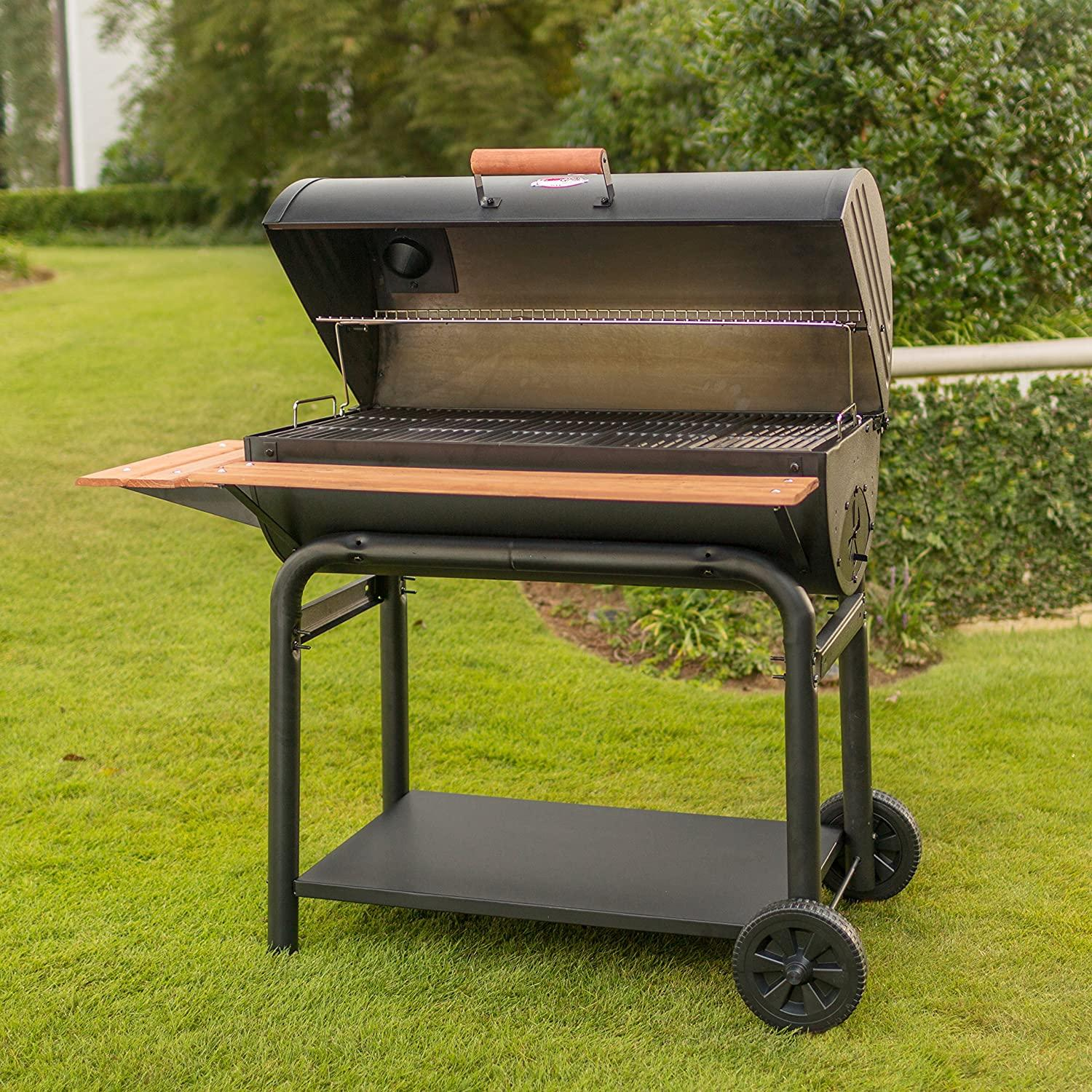 Are Char-Griller Grills Made in the USA?