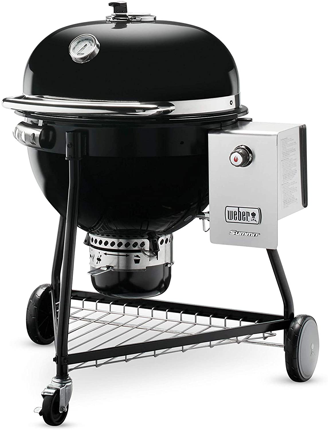 What is the Weber Summit Charcoal Grill and Why is it So Expensive?