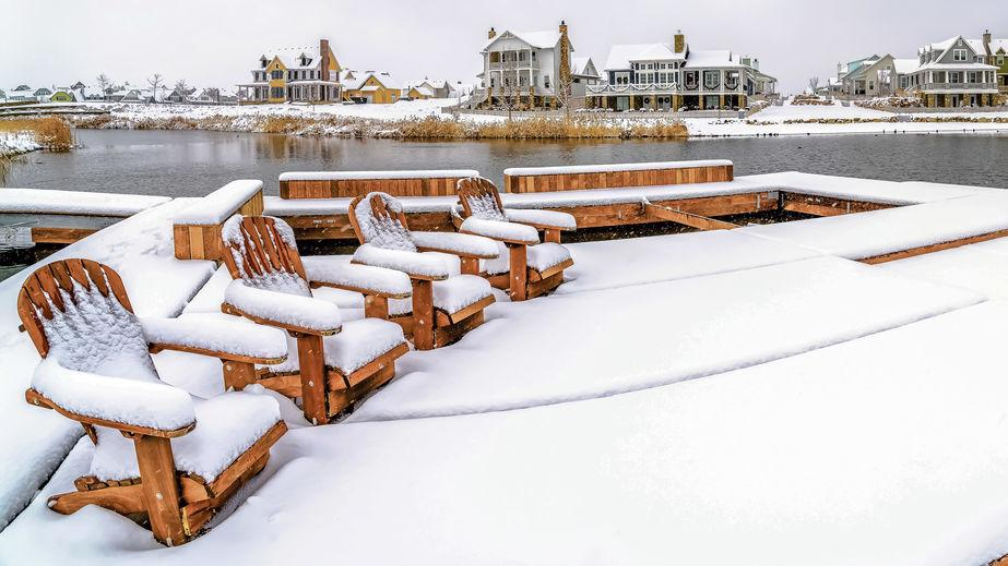Are Adirondack Chairs Weatherproof?