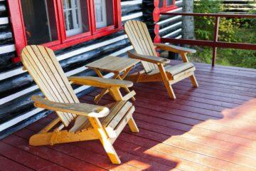 How Long do Wooden Adirondack Chairs Last?