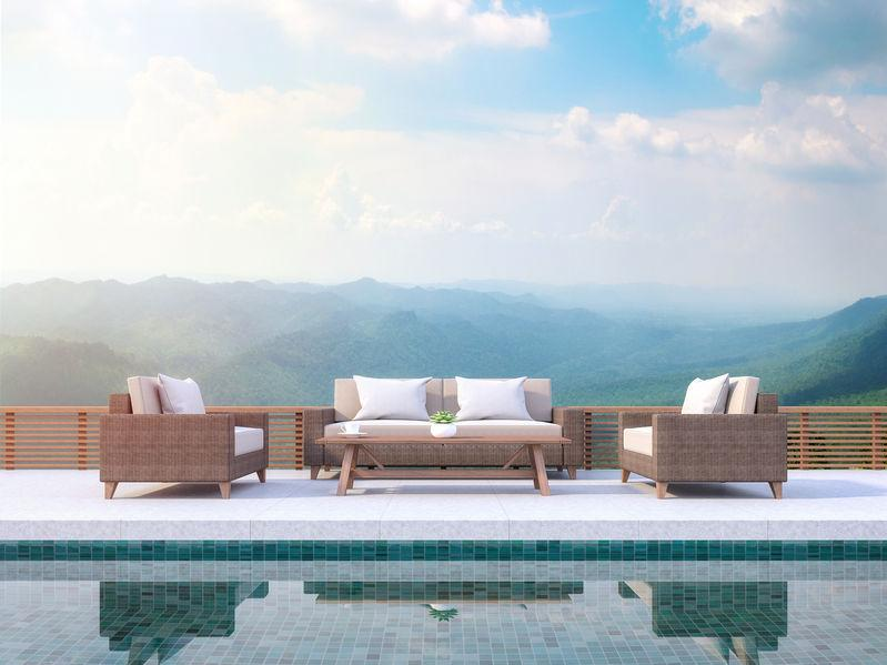 What is the Best Color for Outdoor Furniture?