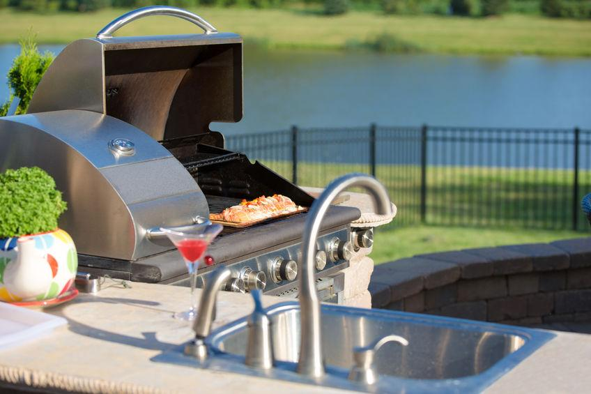 Why Are Built-In Gas Grills So Expensive?