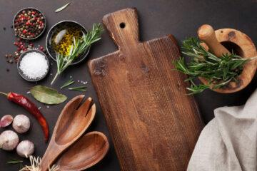 Are Wooden Cooking Utensils Safe to Use?