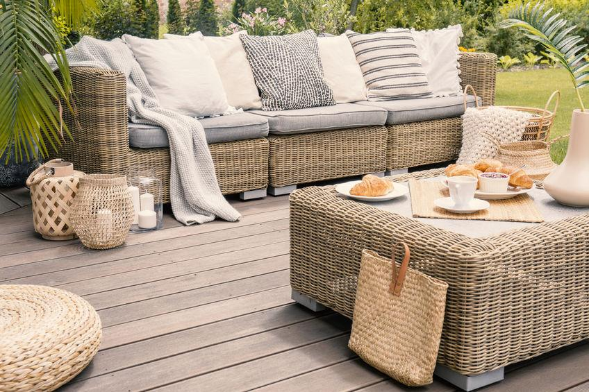Which is Better, Wicker or Metal Patio Furniture?