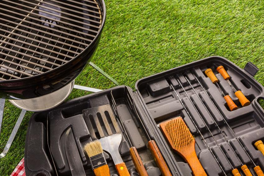Where Do You Put Grill Tools?