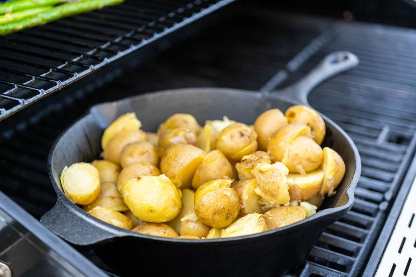 What Pans Can Be Used on a Gas Grill?