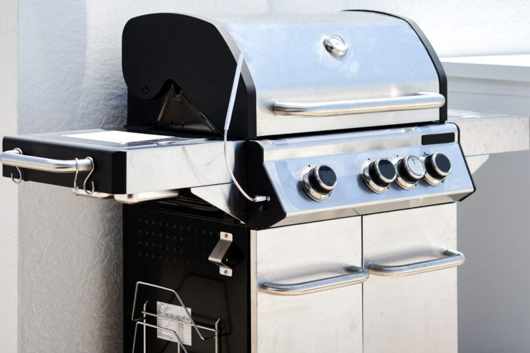 Do You Need to Cover a Stainless Steel Grill?