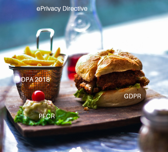 If the UK data protection laws were a meal...
