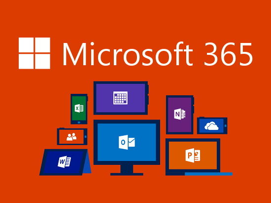 Microsoft 365 logo with tools