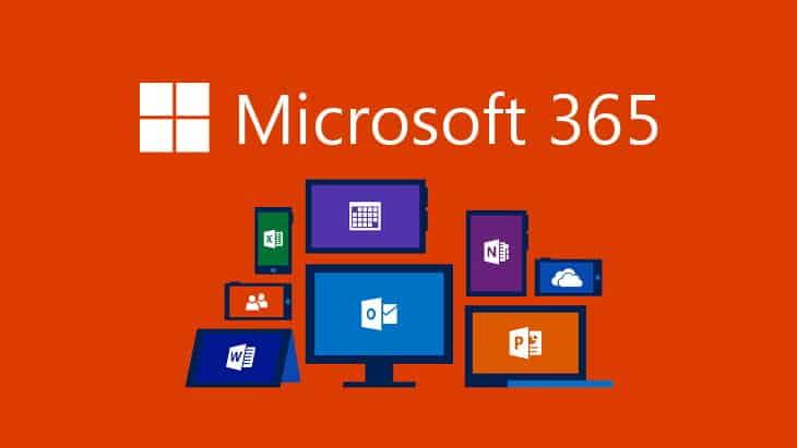 Microsoft 365 logo with tools